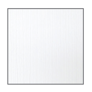 Custom Thermofoil Door & Drawer Colors Linear White