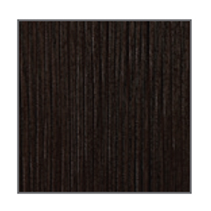 Custom Thermofoil Door & Drawer Colors Sculpted Wenge