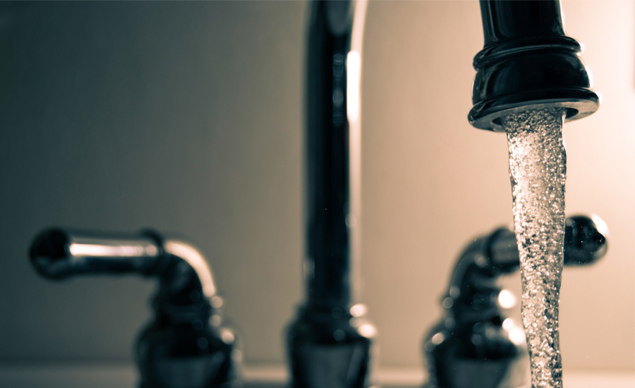 Energy Efficient Faucet